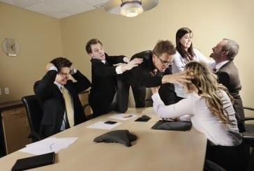 Como Enfrentar Problemas Com Colegas De Trabalho