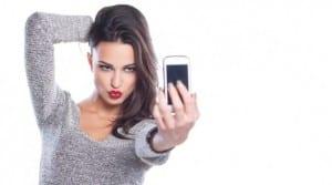 selfies marketing
