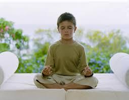 Meditação E Yoga Para Crianças