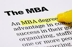fazer MBA