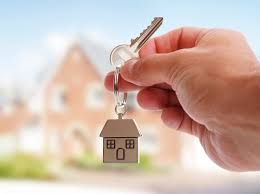 chave fechadura de casa