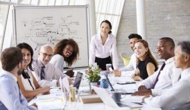 liderar equipas sucesso