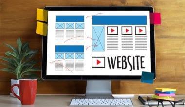 tendências web design