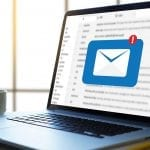 contas de email