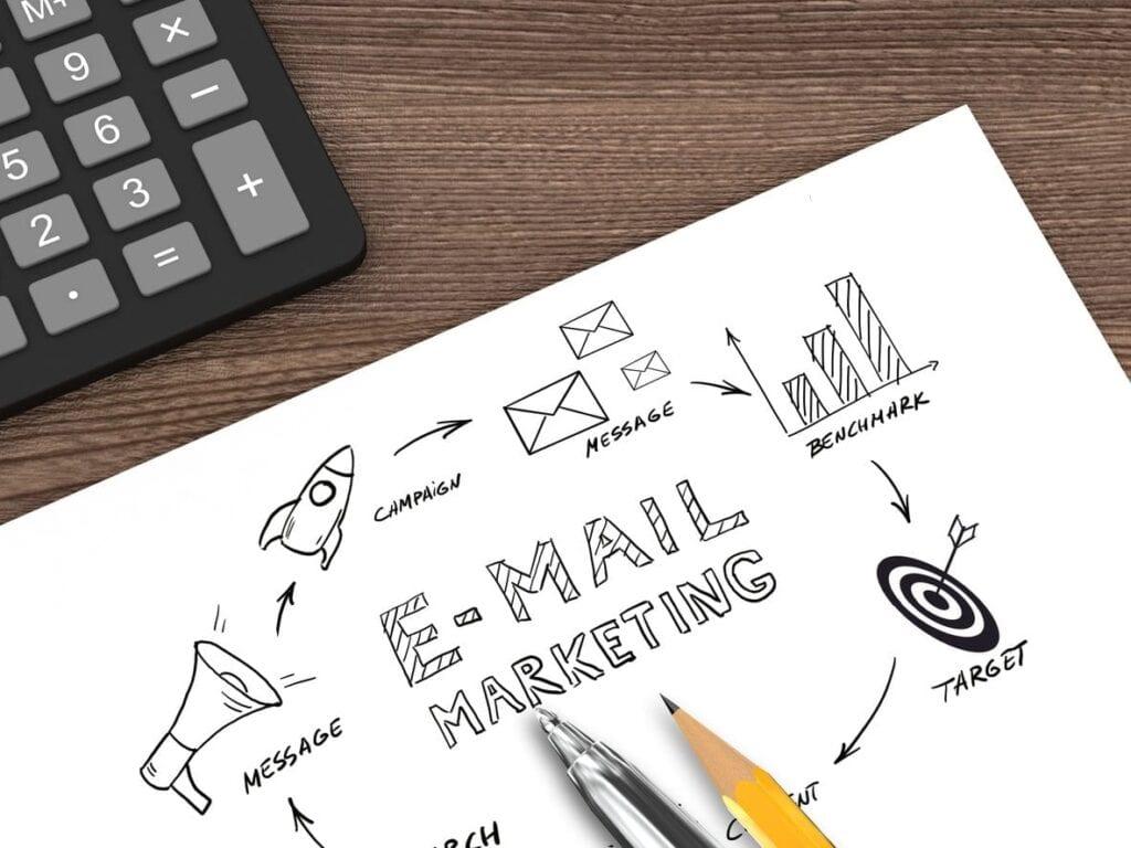 enviar email marketing