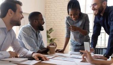 melhorar a comunicação no local de trabalho