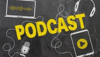 criar um podcast