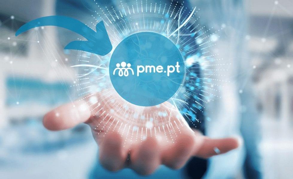 pme pt transferir domínio